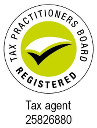 Tax Practitioners Board registered agent logo